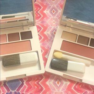 **2** Lulu DK Clinique Eyeshadow & Blush Palettes